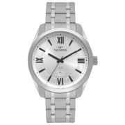 Relógio Masculino Technos Classic Steel 2115MSQ/1K