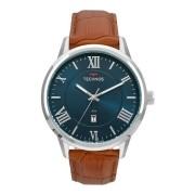 Relógio Masculino Technos Classic Steel Prata 2115MTX/0A