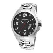 Relógio Masculino Technos racer Prata 2115KSW/1R