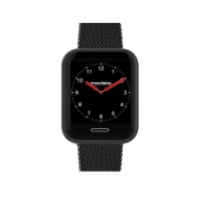 Relógio Unissex Mondaine Digital Preto 41001MPMVPE2
