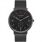 Relógio Unissex Technos Slim Preto 1L45AW/4P
