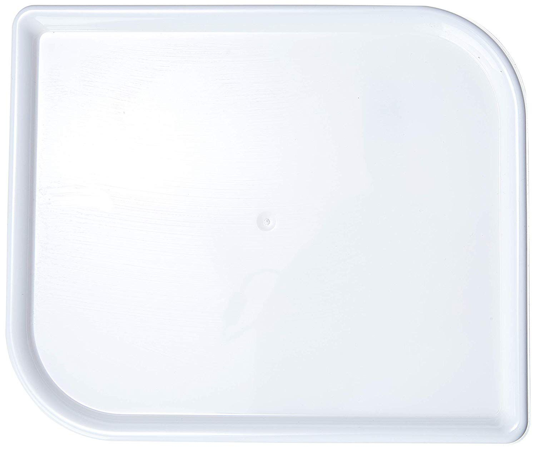 Bandeja de Banheiro Ou Pétala Branco BB 4110 BC