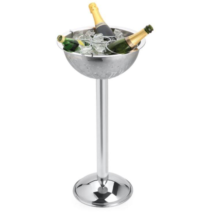 Champanheira Com Pedestal e Grelha 6L 802090 - Metalurgica Forma
