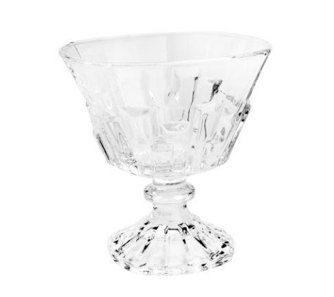 Conjunto 6 Taças Coupe Champagne de Vidro Sodo - Calcico Epoque  Lyor 7464 190ml