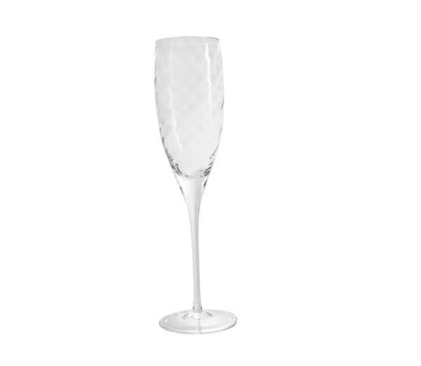 Conjunto de 6 Taças de Cristal Espumante 240ml - 001392 Oxford