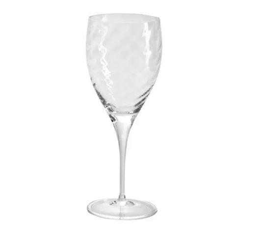 Conjunto de 6 Taças de Cristal para Água Twist 470m - 001396 Oxford