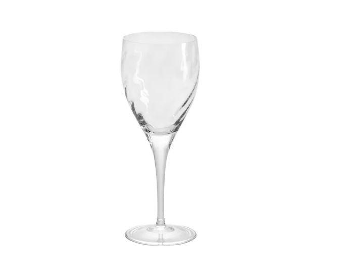 Conjunto de 6 Taças de Cristal para Vinho Tinto Twist 380ml - 001395 Oxford