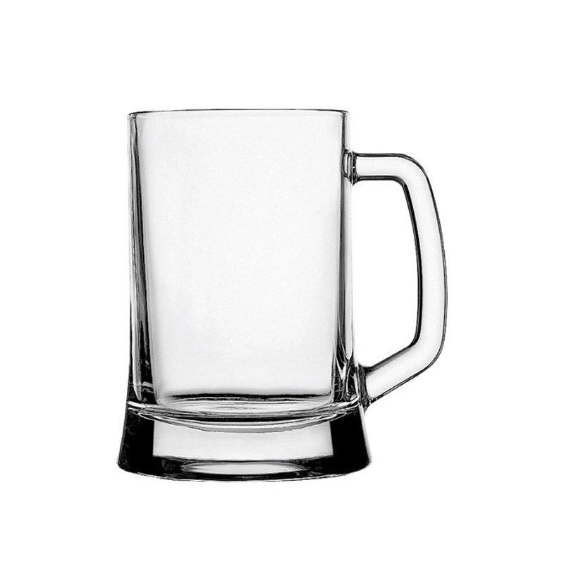 Conjunto de Canecas de Cerveja Pasabahçe Pub 395ml PB55299 - 2 Peças