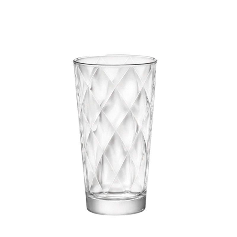 Conjunto de Copos Bormioli Rocco Long Drink Kaleido 375ml BOR128758 - 6 Peças