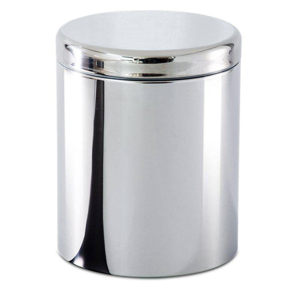 Conjunto de Potes c/ Tampa Brinox Suprema em Aço Inox 2100/101 - 5 Peças