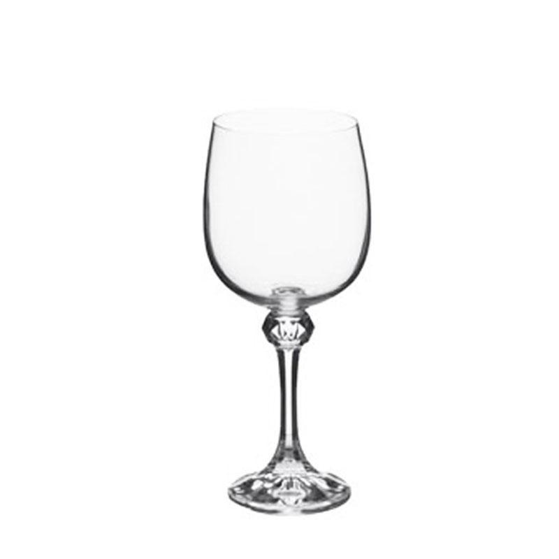 Conjunto de Taças Bohemia Angela em Cristal Ecológico 55706 - 30 Peças