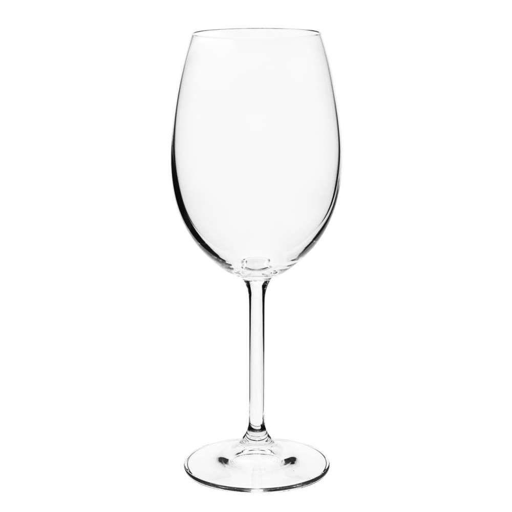 Conjunto de Taças de Vinho Tinto Bohemia Gastro 450ml 56080 - 6 Peças