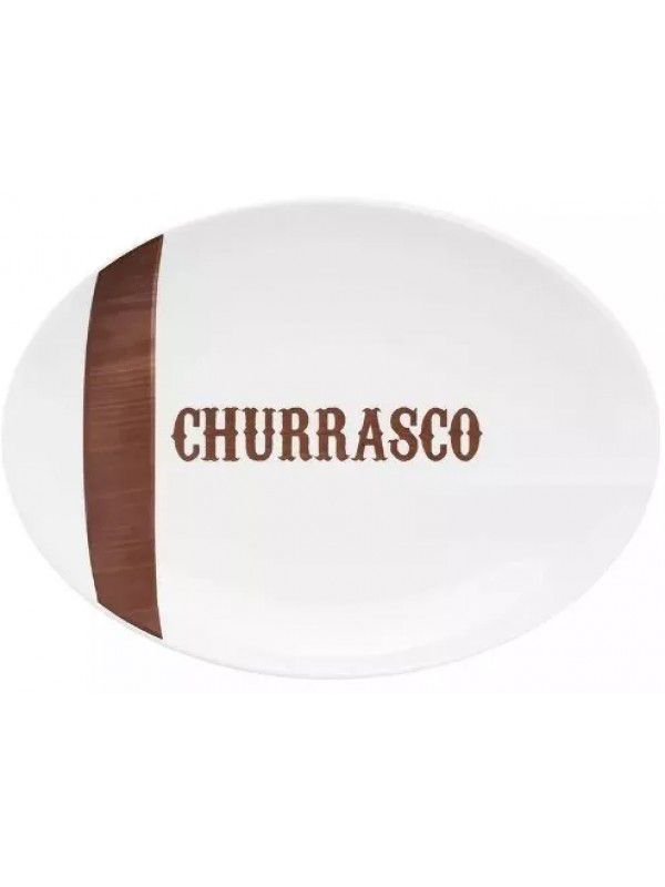 Conjunto p/ Churrasco Oxford Tradição 023189 - 10 Peças