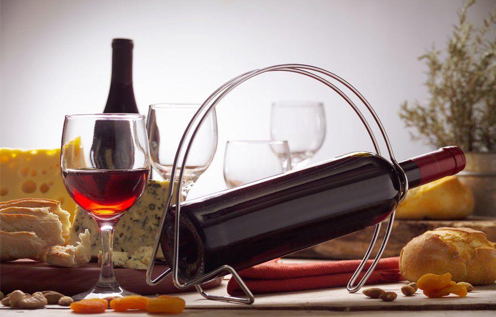 Conjunto para Vinho Top Line Premium 529 - 5 Peças