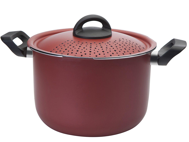 Espagueteira Brinox Especiarias Vermelho Cereja 7102/352