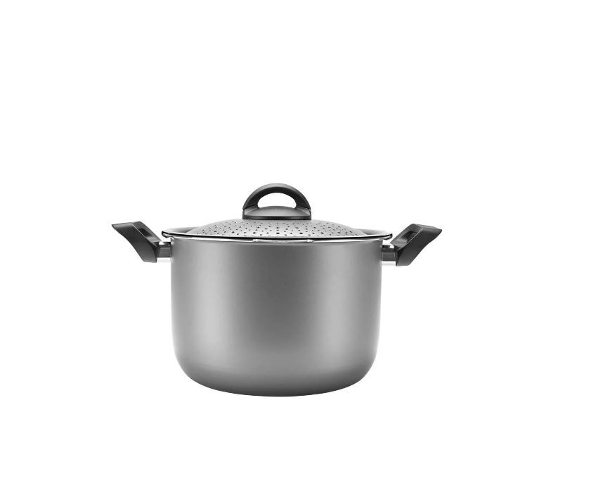 Espagueteira - Especiarias 5,5L Prata Brinox 7100/352