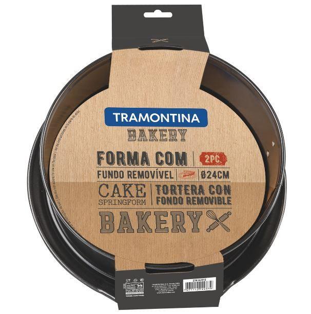 Forma Para Bolo 24Cm 27814013 Tramontina