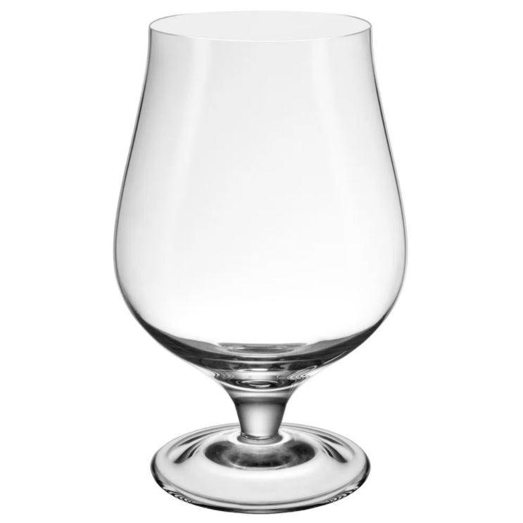 Jogo de 6 Taças 380ml de Cristal Para Vinho Tinto 15979 - Oxford