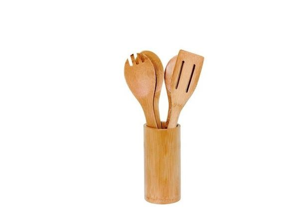 Kit de Utensílios 5 Peças Ecokitc 5482 - Mimo Style