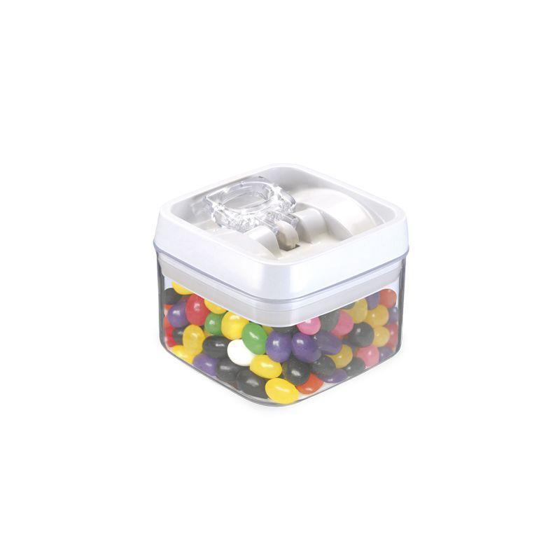 Pote Hermético Injeplastec Crystal Mini 400ml 0282