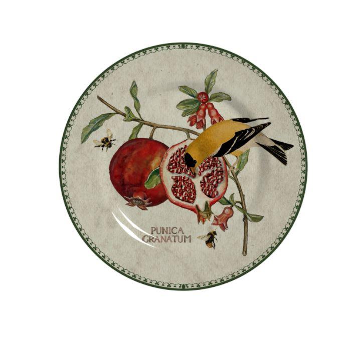 Prato de Sobremesa Romã Alleanza - 1022-103