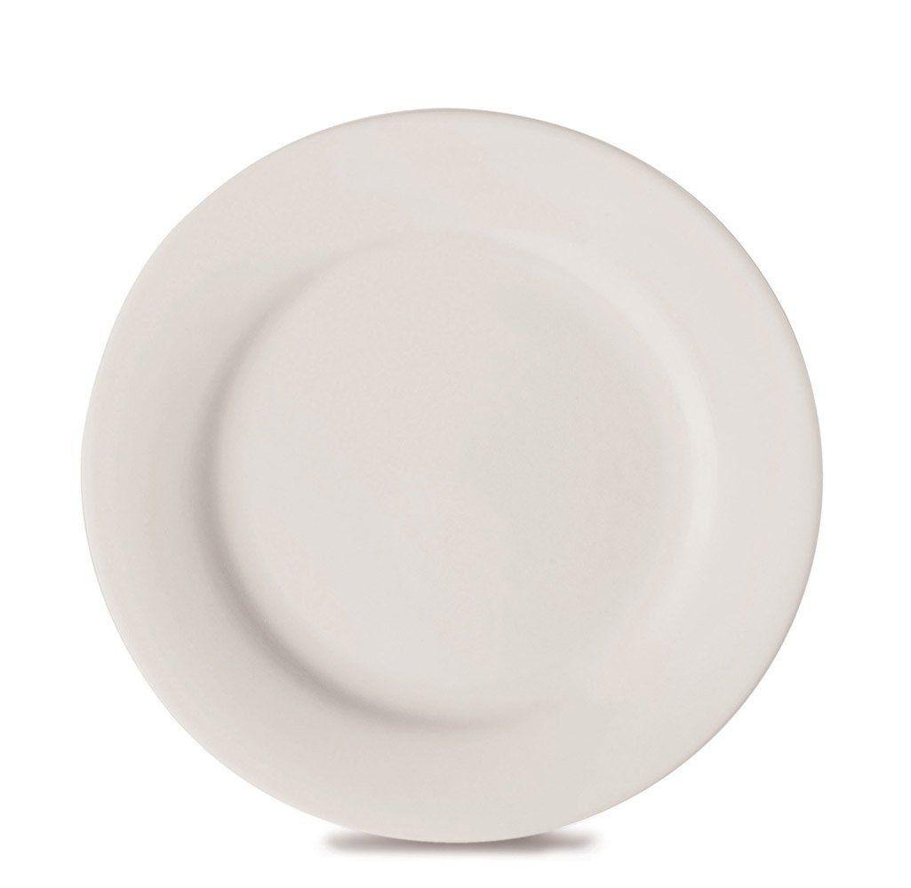 Prato Raso Corona Americana em Porcelana 20cm 8104120151