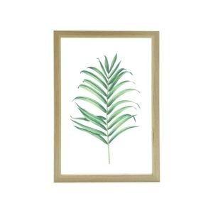 Quadro Urban Palm Leaf Verde 41923