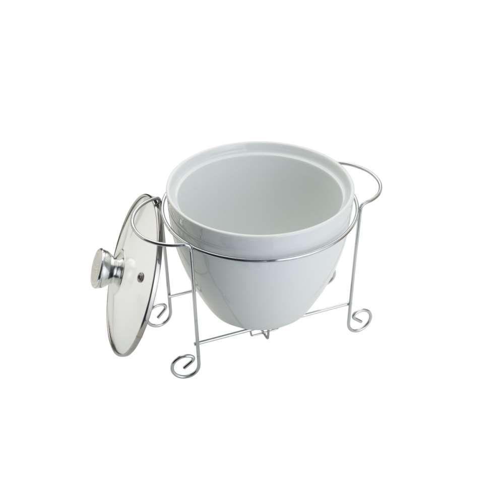 Rechaud Bon Gourmet em Porcelana 27cm 8609 - 3 Peças
