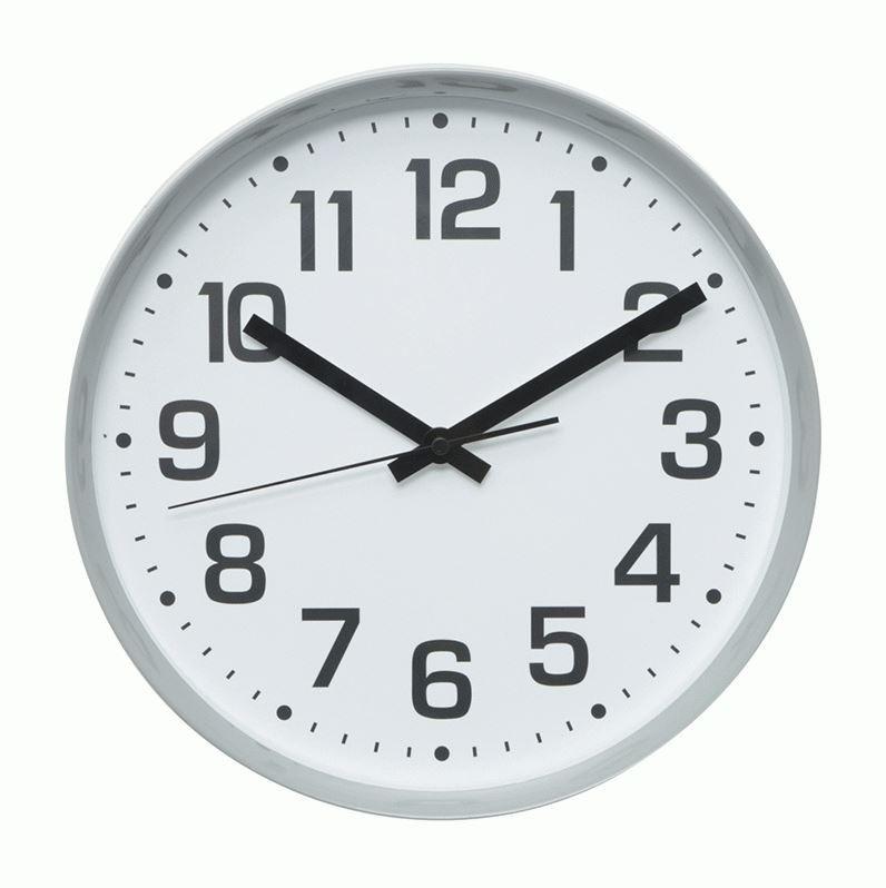Relógio De Parede Plastico Urban House - 41086