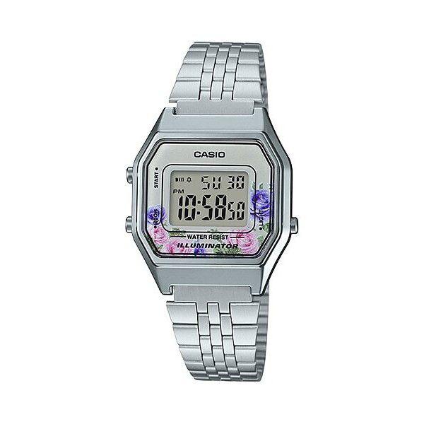 Relógio Feminino Casio Vintage LA680WA-4CDF