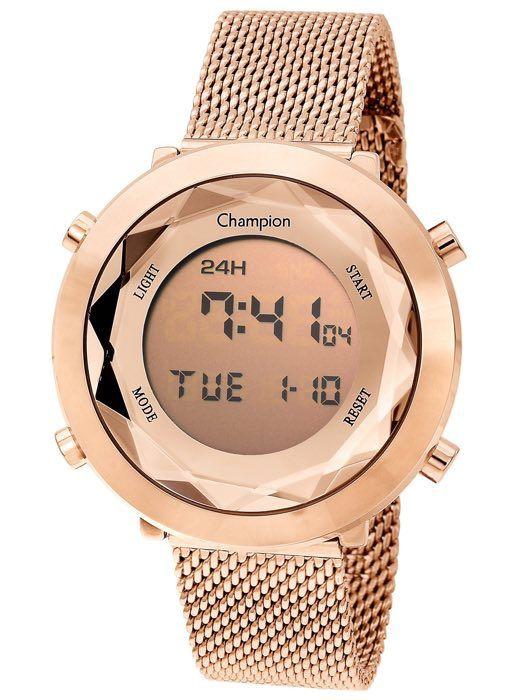 Relógio Feminino Champion CH48028X