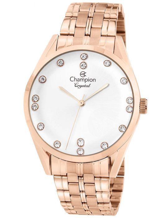 Relógio Feminino Champion Crystal CN25547Z