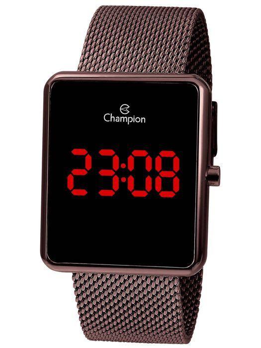 Relógio Feminino Champion Digital CH40080O