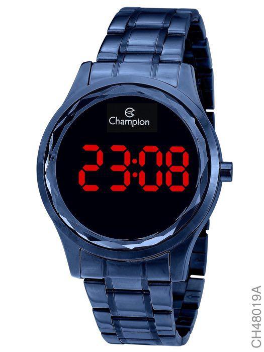 Relógio Feminino Champion Digital CH48019A