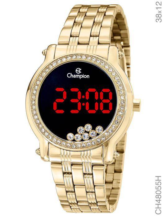 Relógio Feminino Champion Digital CH48055H