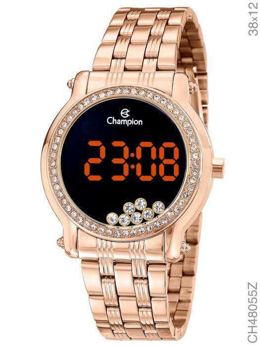 Relógio Feminino Champion Digital CH48055Z