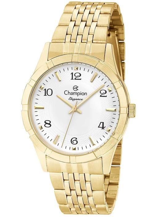 Relógio Feminino Champion Elegance CN25449S