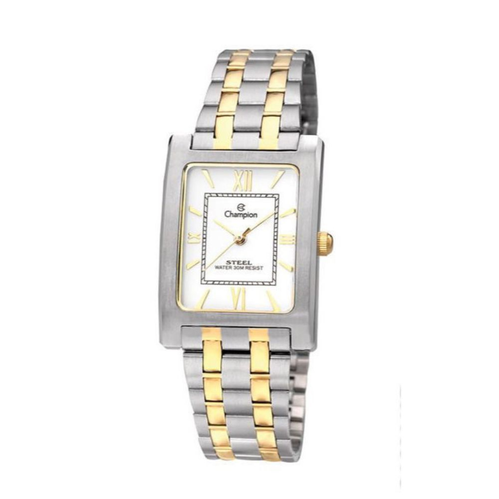 Relógio Feminino Champion Steel CA20143B