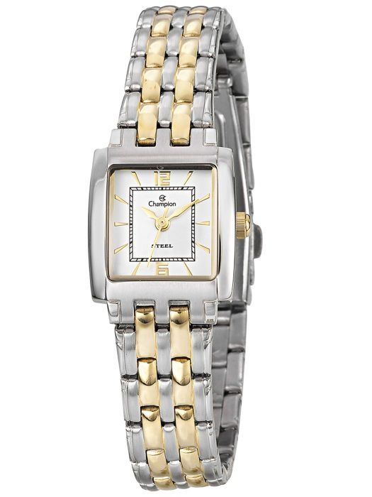 Relógio Feminino Champion Steel CS28343B