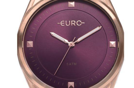Relógio Feminino Euro Analógico Rosê EU2036YOD/4N