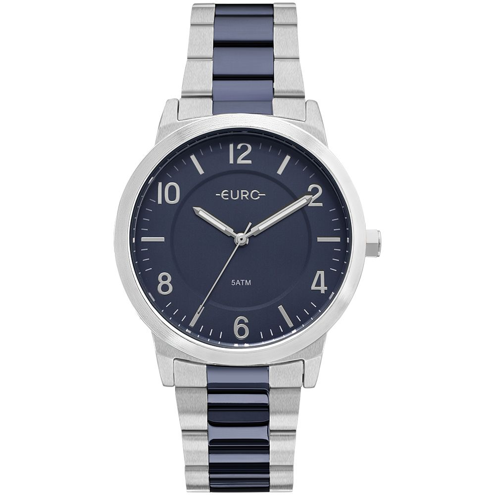 Relógio Feminino Euro Bicolor Trendy EU2036YLX/5K