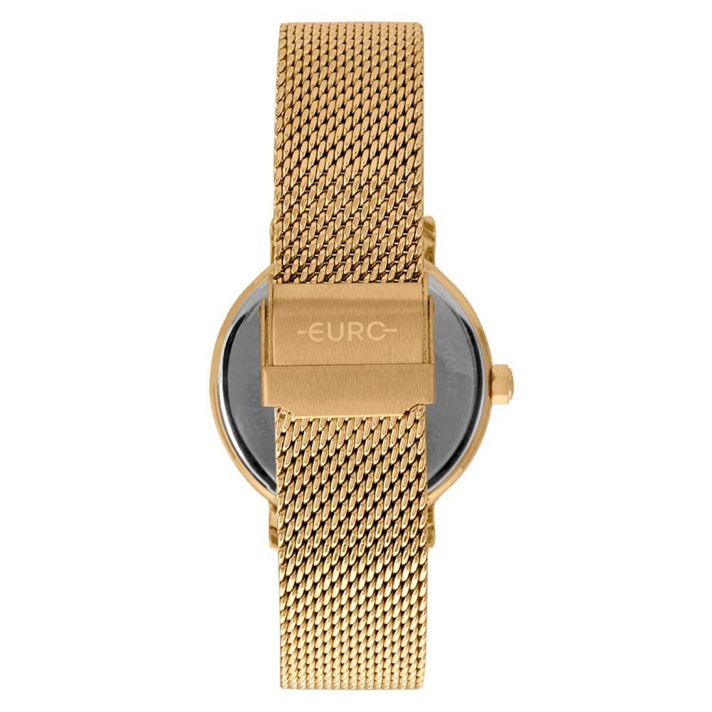 Relógio Feminino Euro Construcoes EU2039JM/4P