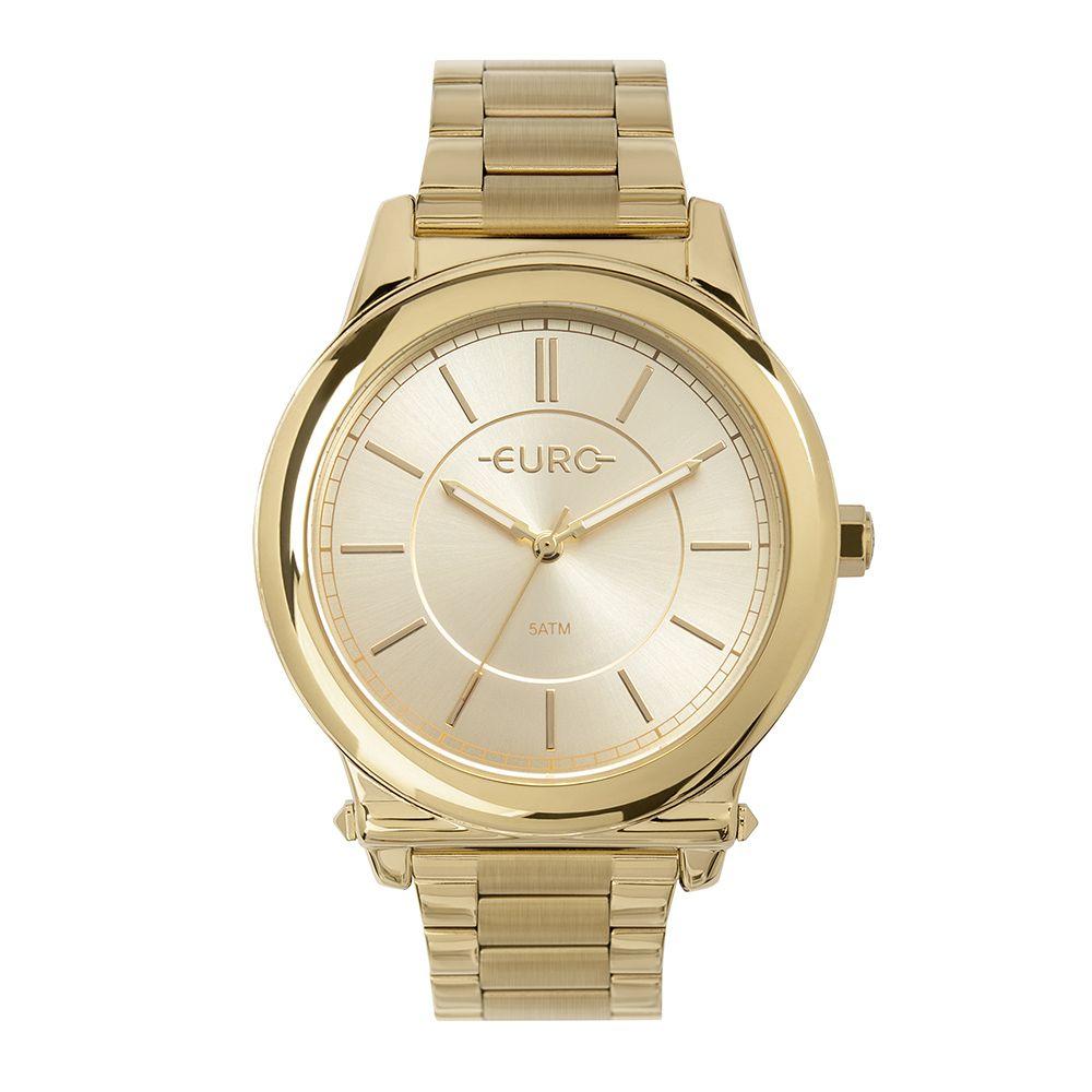 Relógio Feminino Euro Dourado EU2036YPZ/4D