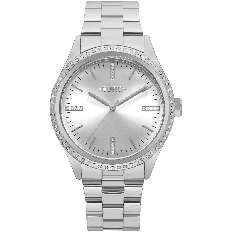 Relógio Feminino Euro Glam EU2035YNR/3K