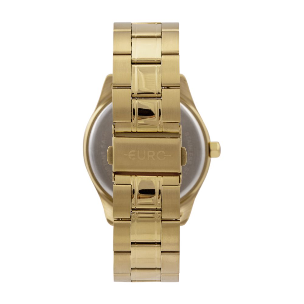 Relógio Feminino Euro Iconic Glow Dourado EU21176HAA/4P