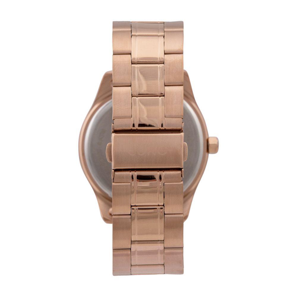 Relógio Feminino Euro Iconic Glow Dourado EU21176HAD/4C