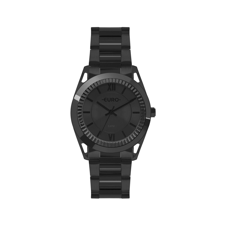Relógio Feminino Euro Metal Frame EU2035YPS/4P