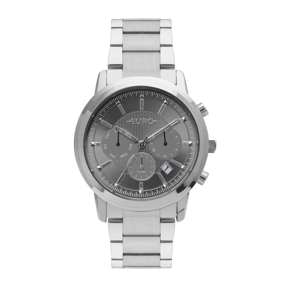 Relógio Feminino Euro Multi Basics Pushers EUJP25AA/3C