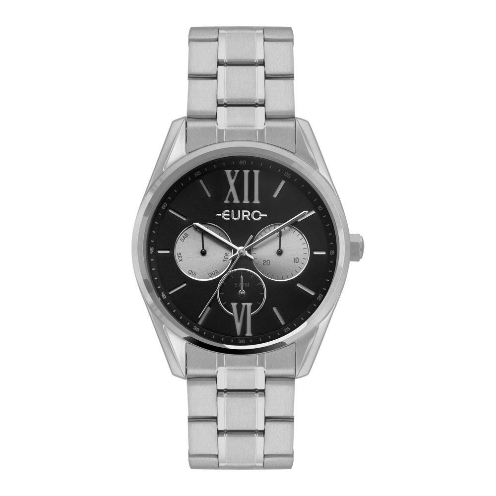 Relógio Feminino Euro Multi Glow EU6P79AC/3P