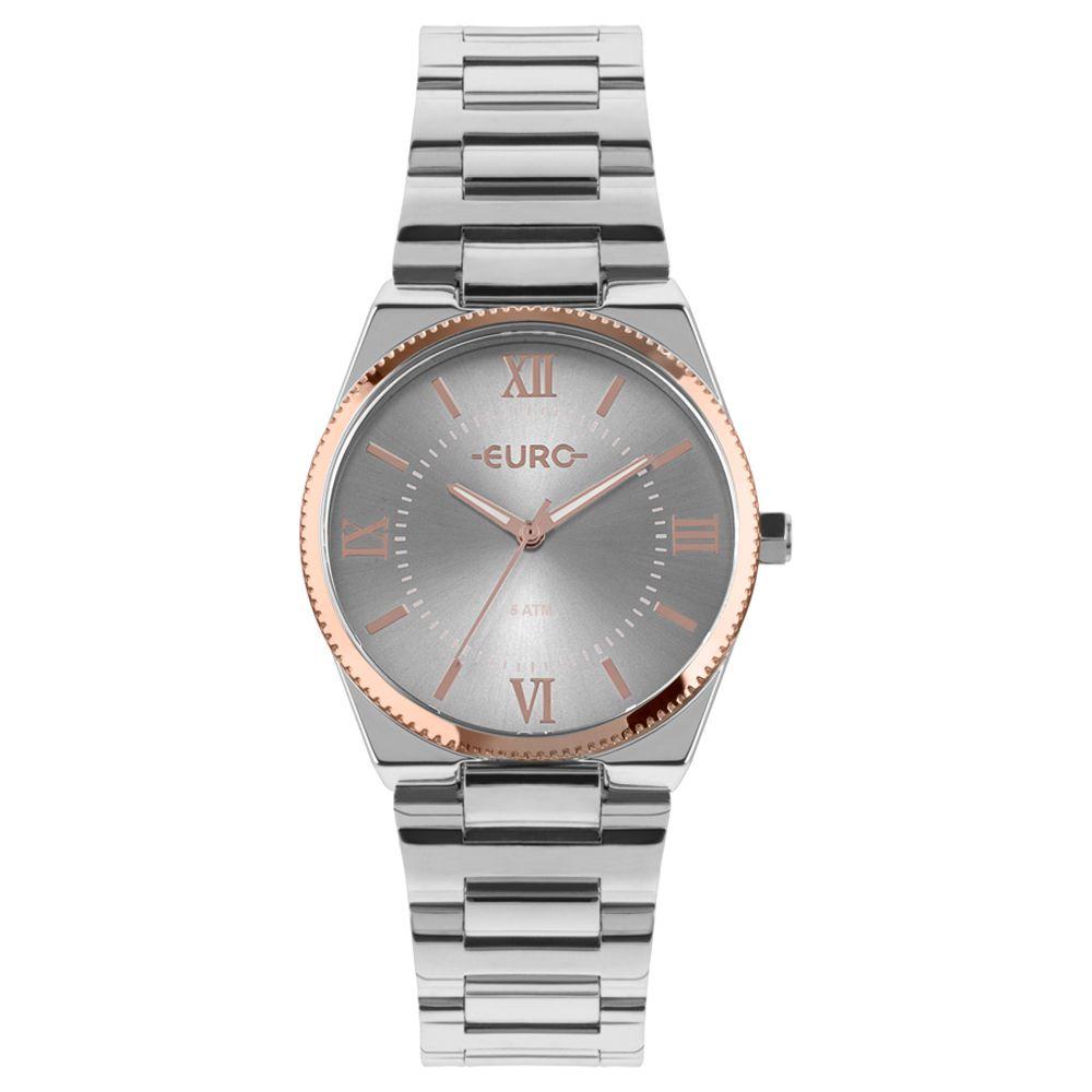 Relógio Feminino Euro New Basic EU2035YQR/5C